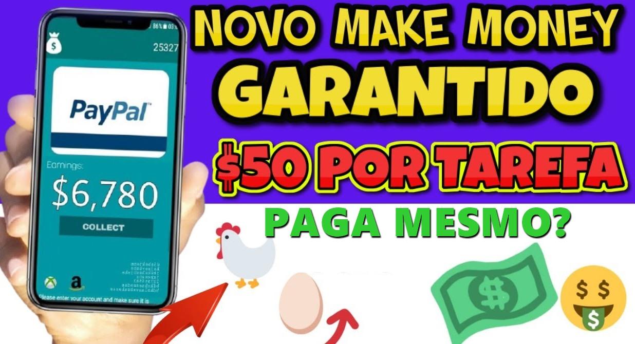 Money Ball Make Money App Aplicativo está fazendo sucesso e paga para jogar