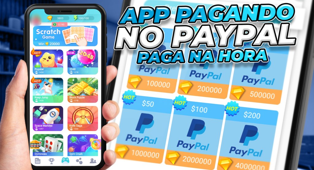 Money Well App Jogos com recompensas rápidas para receber via PayPal em menos de 2 dias