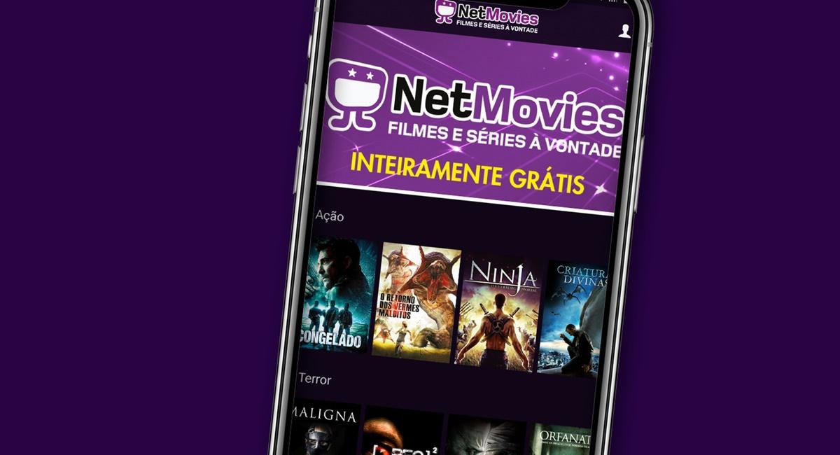 NetMovies App é seguro Assista a Filmes e Séries Grátis Online no Celular, Tablet, PC ou Tv