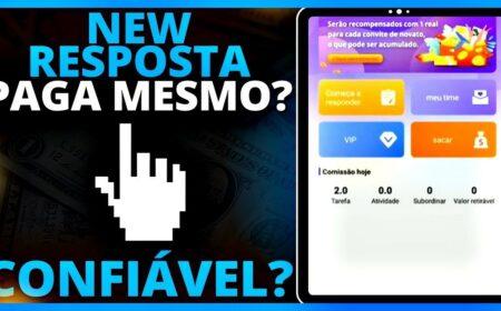 New Resposta é confiável? App NewResposta promete pagamentos via Pix, vale a pena investir?