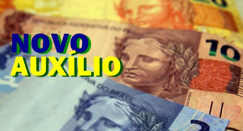 Novo Auxílio com valor de até R$400 por pessoa é aprovado Veja quem tem direito