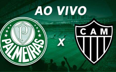 Palmeiras x Atlético-MG ao Vivo Online: Onde assistir, horário, escalações e árbitro da partida pela Libertadores
