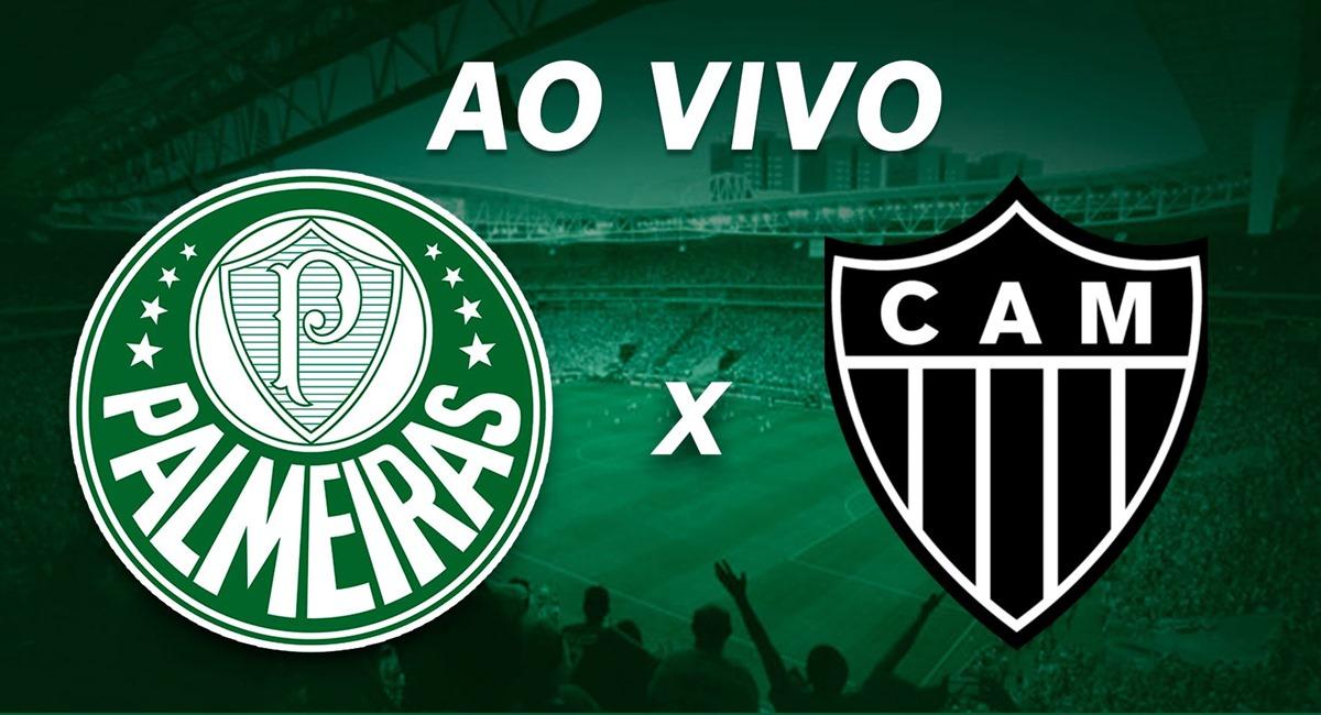 Palmeiras x Atlético-MG ao Vivo Online Onde assistir, horário, escalações e árbitro da partida pela Libertadores