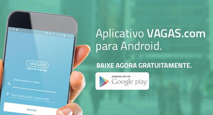 Pesquisa Vagas App Aplicativo para pesquisar vagas de emprego pertinho de você