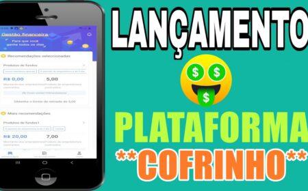 Plataforma Cofrinho com pagamento de R$5 no cadastro + valor diário via Pix sem precisar investir é real ou fake?