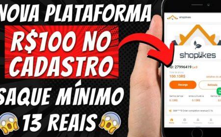 Plataforma Shoplikes paga mesmo? Pagamento de R$ 100 no cadastro + R$ 13 via Pix é real? Análise