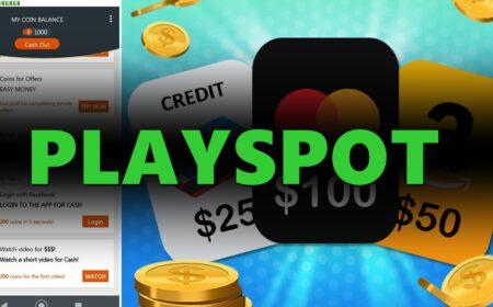 PlaySpot App: Aplicativo promete pagamentos para completar tarefas