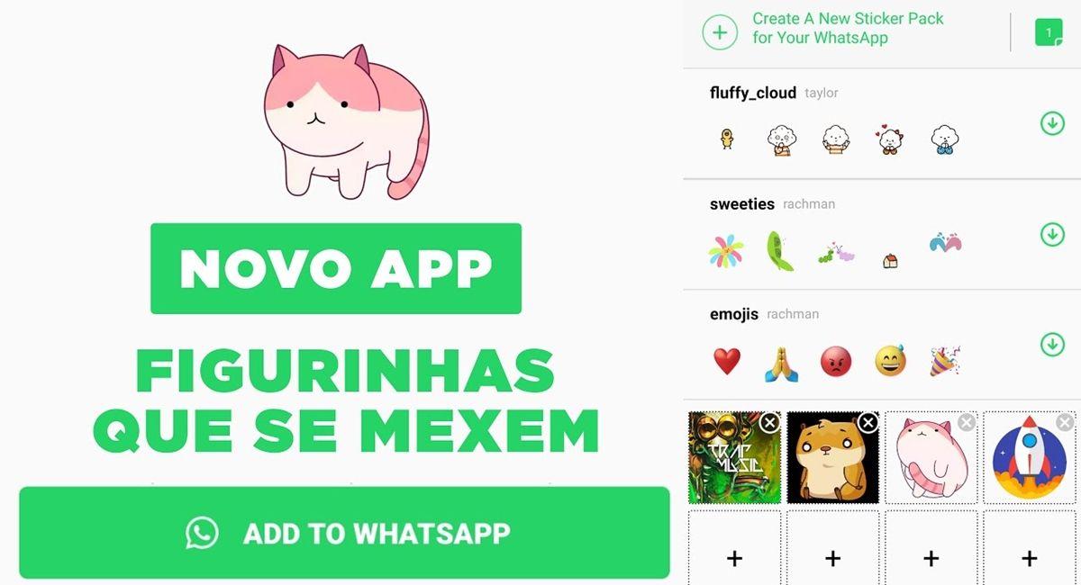 Sticker.ly App para criar figuras animadas para WhatsApp Milhares de figurinhas animadas e divertidas