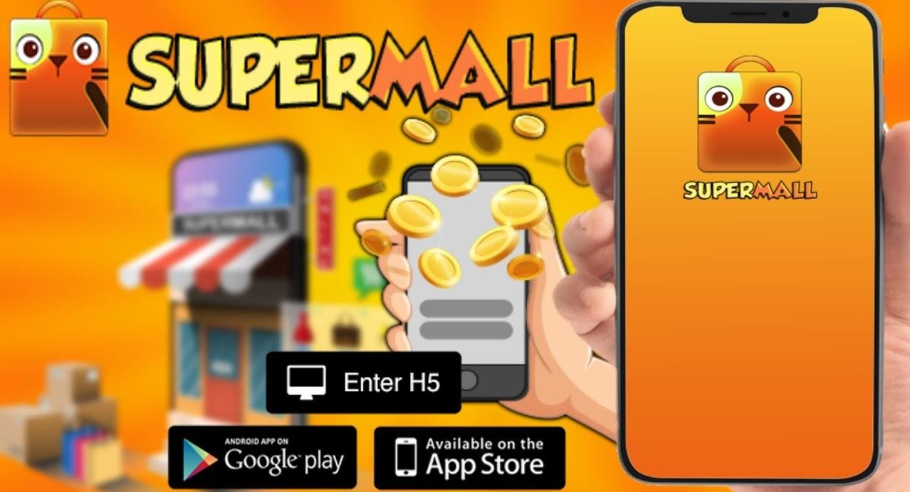 SuperMall Plataforma é confiável Pagamento de R$ 10 no cadastro e saques a partir de R$ 11 funcionam mesmo