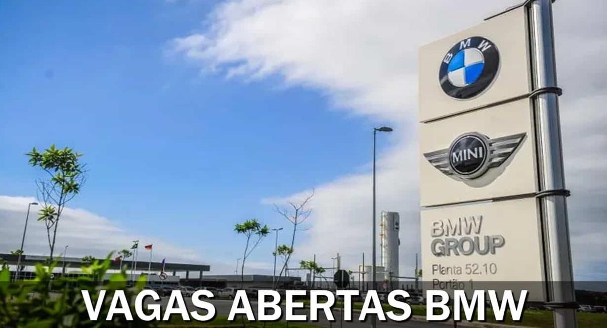 Trabalhe Conosco BMW 2021 Passo a passo para se cadastrar na nova plataforma de vagas
