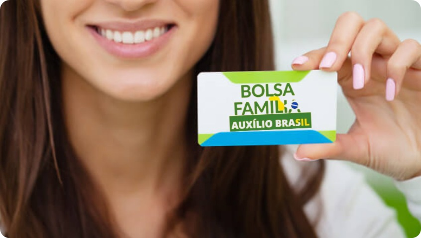 atualizar cadastro e confirmar inscrição para receber o Auxílio Brasil