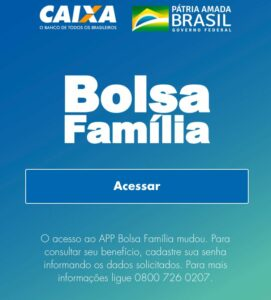 Caixa Bolsa Familia