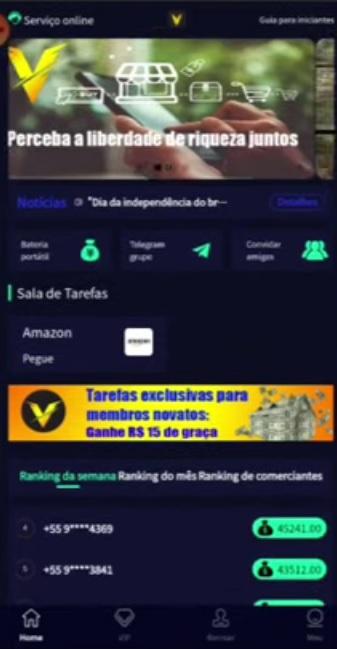 vencer app