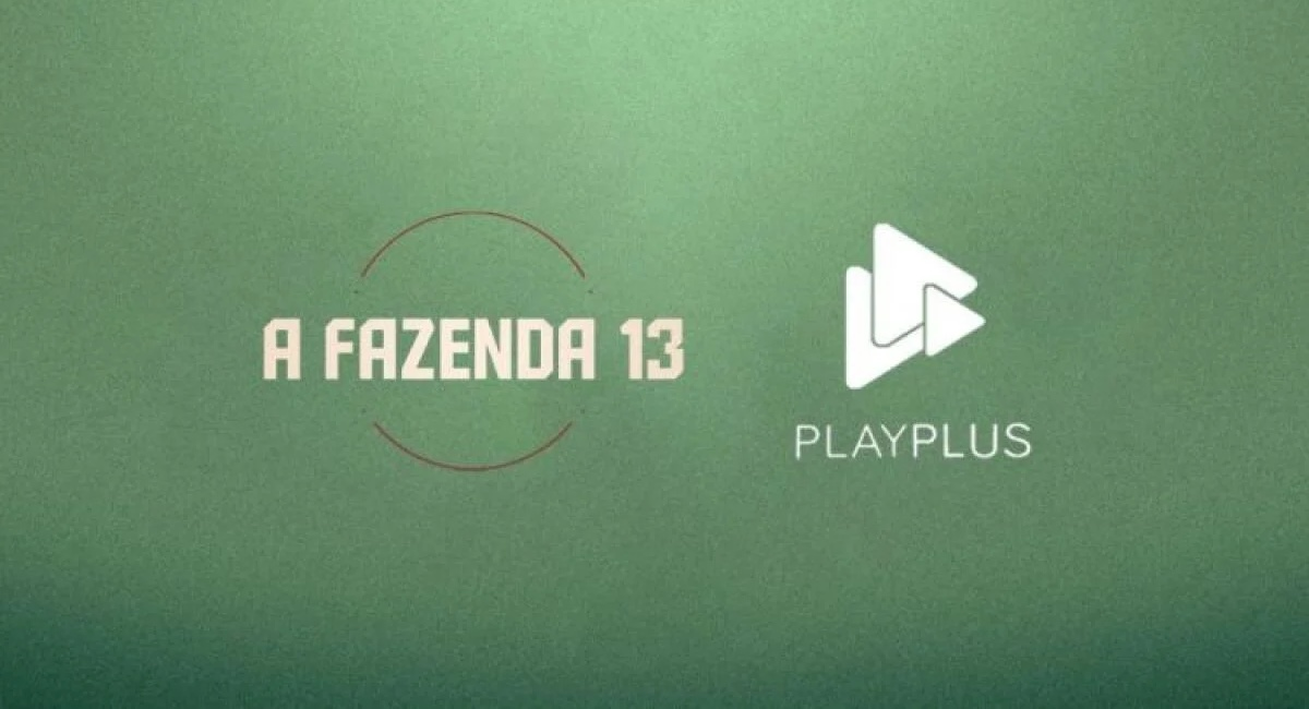 Aplicativo para assistir A Fazenda 13 PlayPlus 24 horas ao vivo