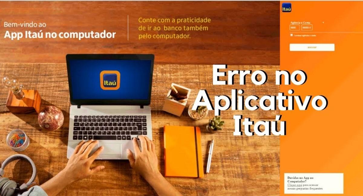 App Itaú com problema Como resolver os principais erros e acessar o aplicativo