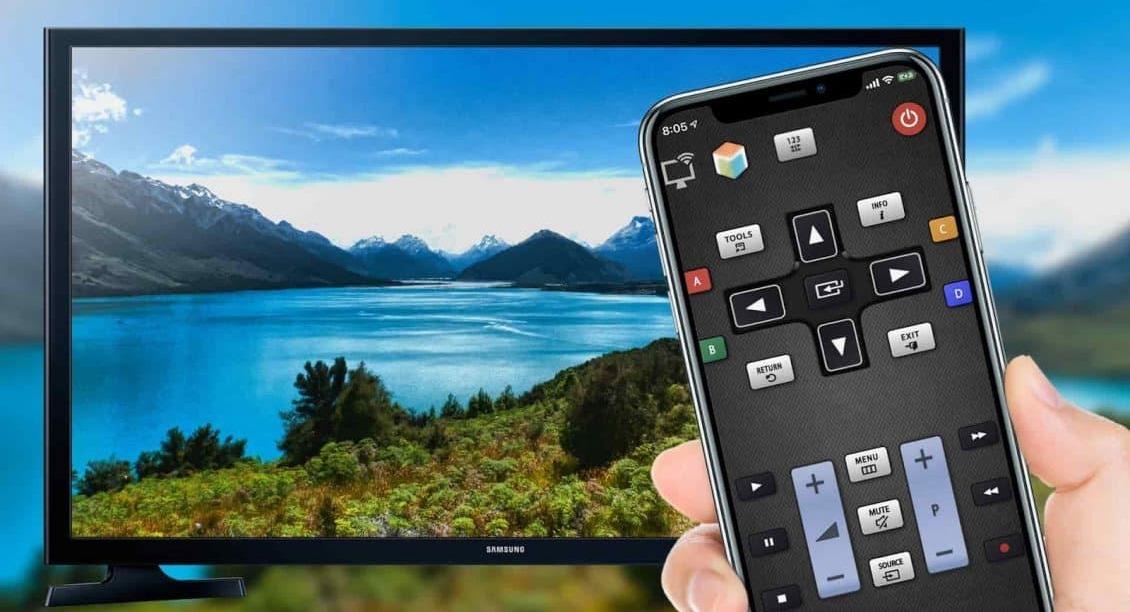 Controle Remoto Universal App Passo a passo para controlar a TV pelo Celular