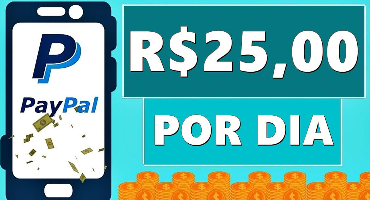 Earn Real Cash App 2021 Aplicativo paga até R$25 por dia via Pix para realizar tarefas - Análise