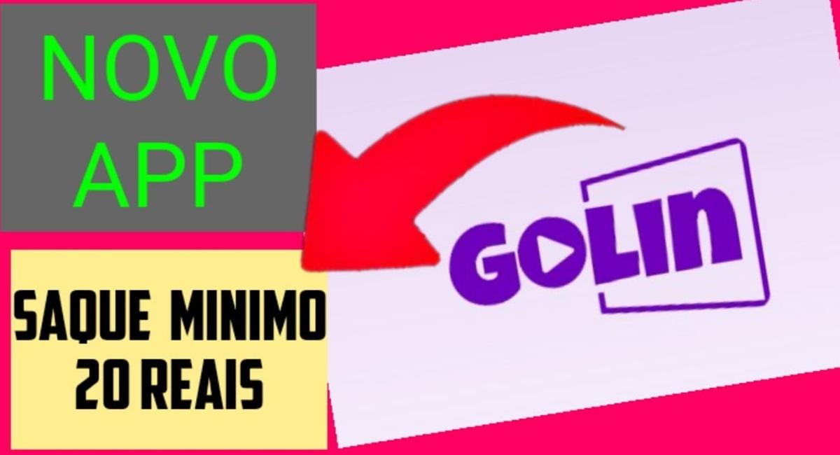 Golin Media Plataforma paga mesmo App paga R$5 por cadastro e libera saques de R$20 via Pix