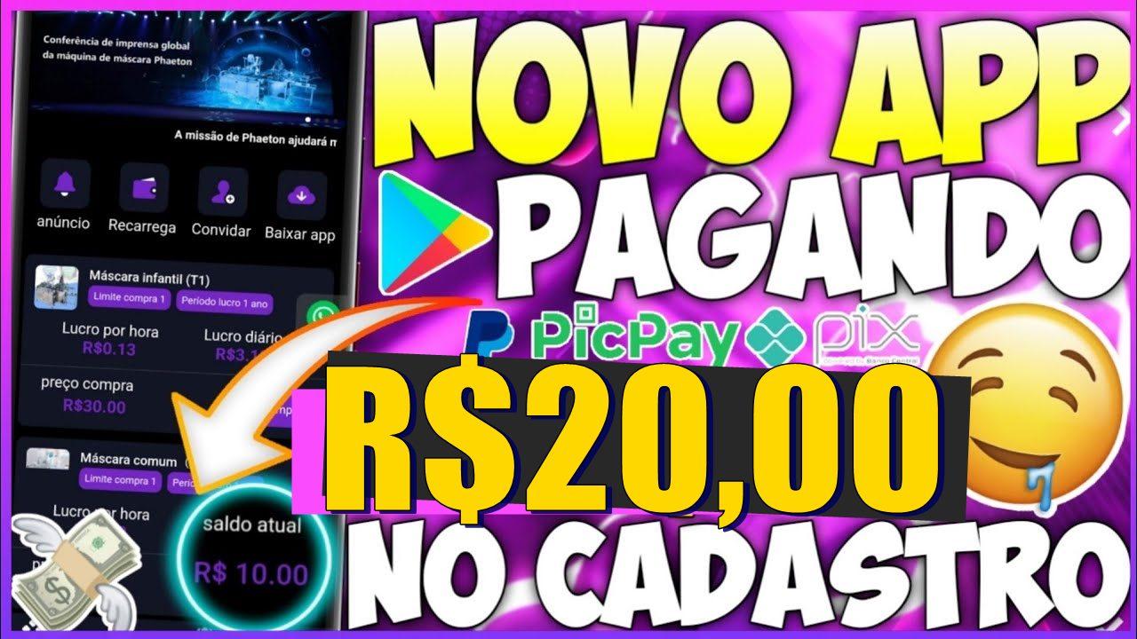 IPG Nova Plataforma é confiável Saques de R$20 via Pix através de tarefas grátis é real