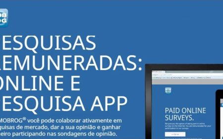 MOBROG Brasil Plataforma: Pesquisas remuneradas com pagamento via Pix em 24 horas é real?