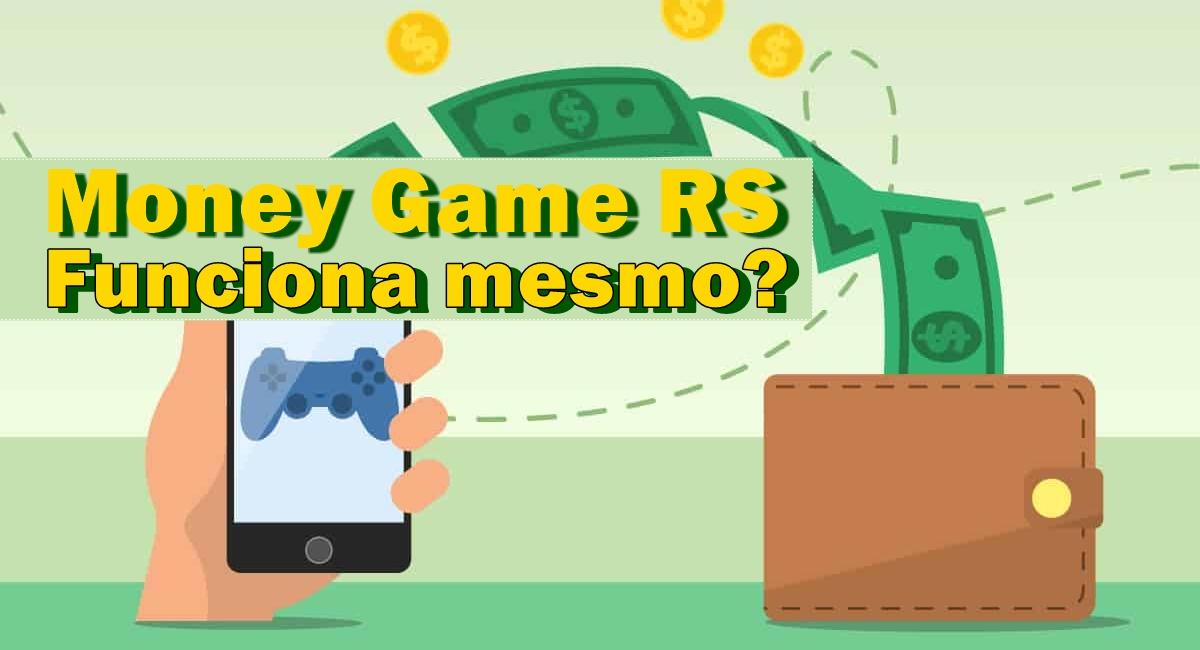 Money Game RS App pagando de verdade Novo aplicativo com pagamentos pelo PayPal