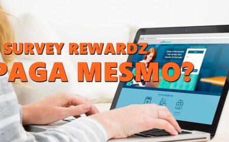 Survey Rewardz Plataforma de Pesquisas continua pagando via PayPal? Veja como funciona