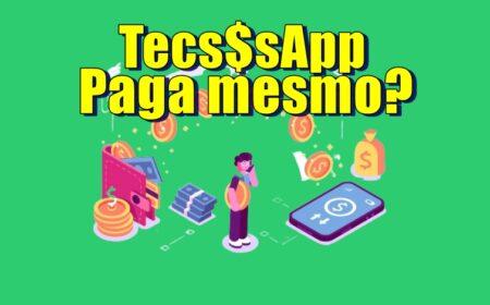 TecssApp Plataforma paga diariamente mesmo? Aplicativo com ganhos reais para assistir vídeos e participar de sorteios funciona mesmo?