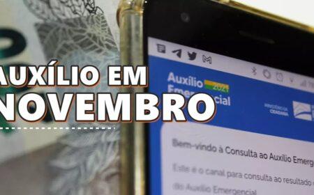 Vai ter Auxílio em novembro? Quem recebe benefício Emergencial vai receber Auxílio Brasil?